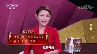 [中国诗词大会]攻擂资格争夺赛:韩亚轩对决刘偌溪  CCTV