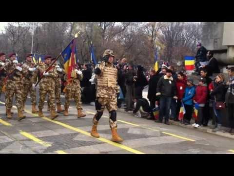 Romanian Military Parade