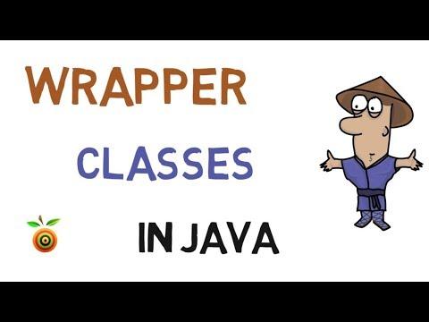 28 - Wrapper classes in Java