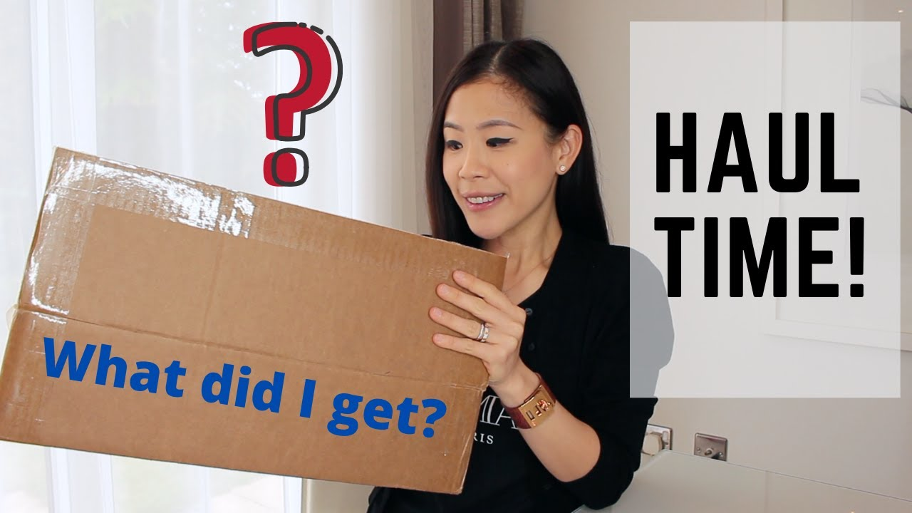 Haul From U.S.! What Did I Get? |HOW TO SHOP FROM AMERICAN WEBSITES EASILY AND SAVE ON SHIPPING| AD