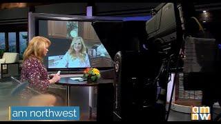 Etiquette Expert Sharon Schweitzer on AM Northwest (KATU-TV, Portland)