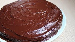 EASIEST VEGAN CHOCOLATE CAKE || ONE BOWL || OIL FREE