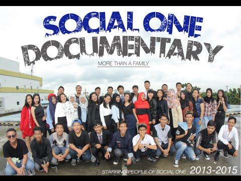 SMAN 94 Jakarta, Social One 2015 Documentary