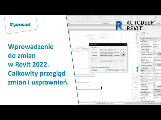 Wprowadzenie do zmian w Revit 2022. Całkowity przegląd zmian i usprawnień.  | NetCafe