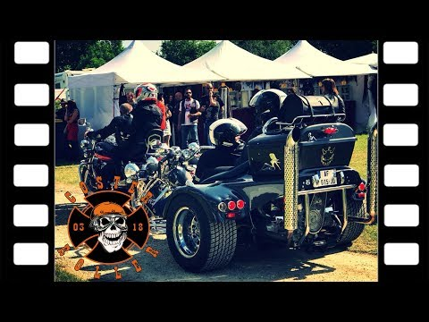[VLOG] Rassemblement de Motos par le Club Coster Roller