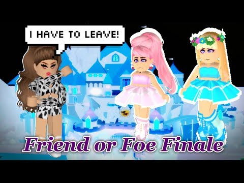 She Was Forced To Go To Enchantix School... Royale High Roleplay