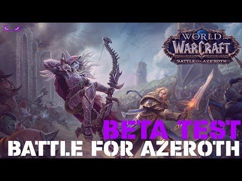 Affliction Warlock First Look (WoW BfA Beta)