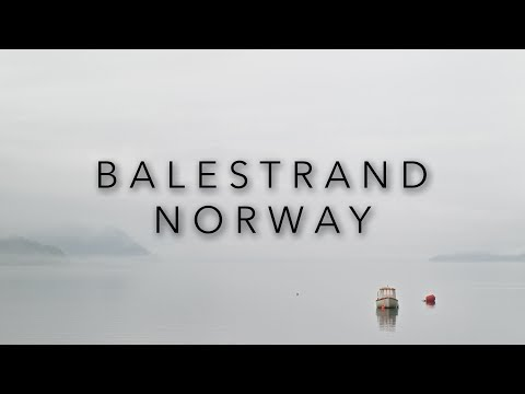 Balestrand, Norway :: A 3 minute time-lapse movie