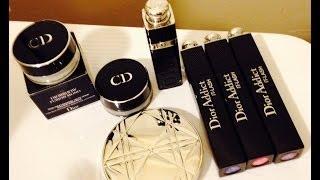 Dior Haul: I'm A Dior Addict!!!! Thumbnail