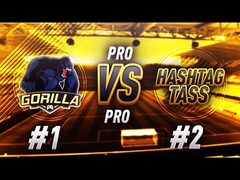PRO vs PRO | #1 GORILLA vs #2 TASS | FUT CHAMPIONS NUMBER 1 vs NUMBER 2 | FIFA 17 ULTIMATE TEAM #4