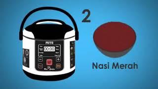 Rice cooker MITO R1 digital murah rp 250rban