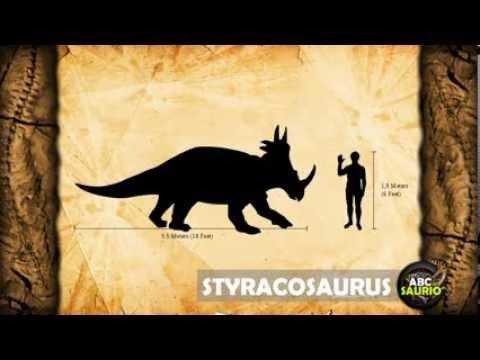 Styracosaurus | ABCsaurio
