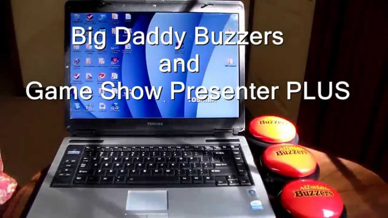 Game Show Buzzer lockout systems for Game Show Presenter
