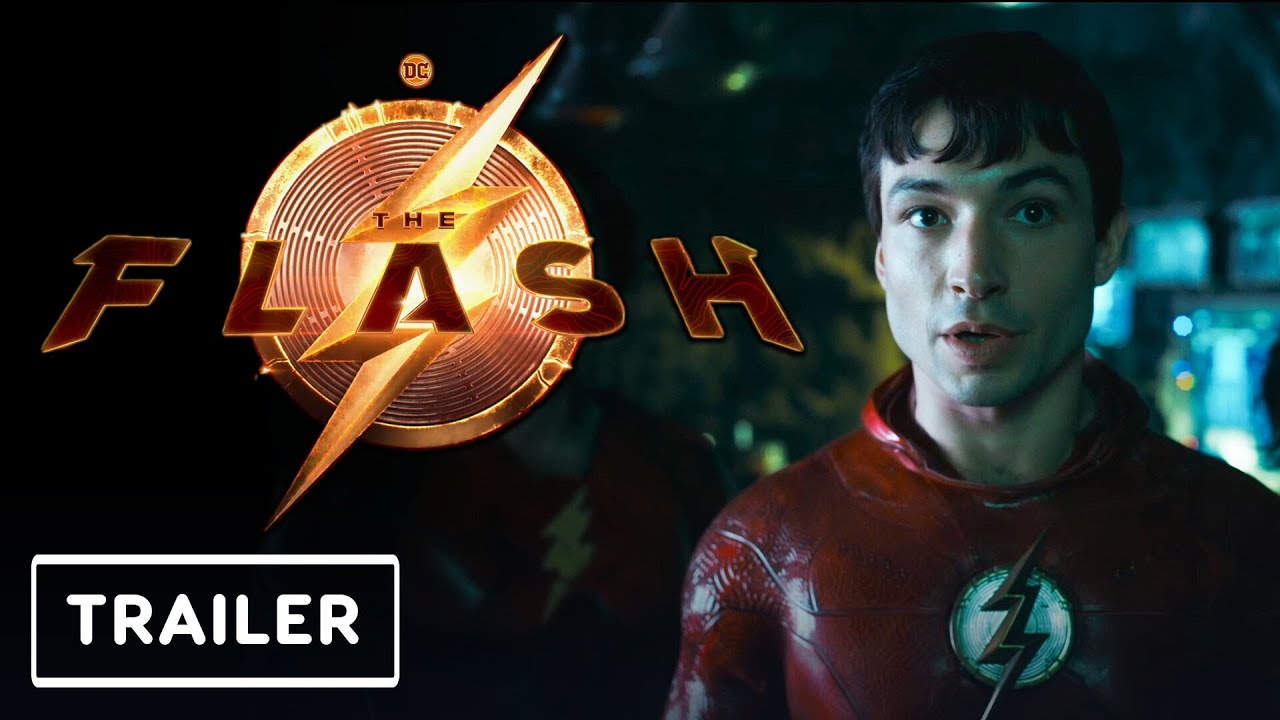 Download The Flash - First Look Teaser Trailer | DC FanDome 2021