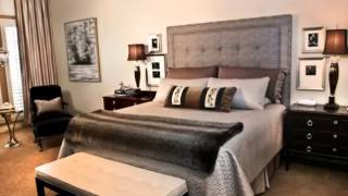 Headboards Ideas ~~~  Portland Interior Design