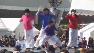 D JUNK ZERO  DanceDynamite2014 @Oasis21