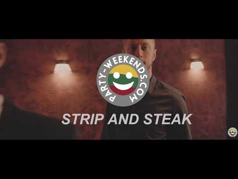 Strip, Steak and Bitcoin