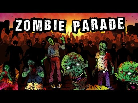 The Dramatic Finish - Zombie Parade (Official Lyric Video)