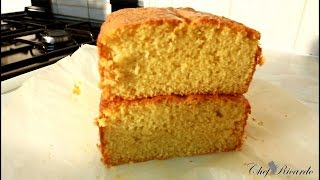 Jamaican Ginger Loaf Recipe From The Jamaican Chef