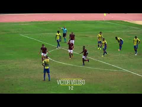 União da Madeira 3-2 Oriental | Resumo