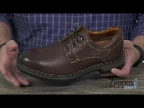 johnston & murphy rutledge moc toe boot