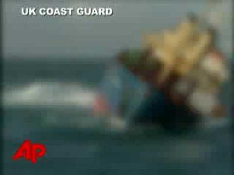 Raw Video: English Channel Rescue