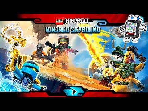 lego ninjago spiel