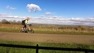 Cycle from Harbury Fields Farm Touring Park