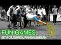 Fun Games / Ice Breaking Seru di Situ Cileunca, Pangalengan