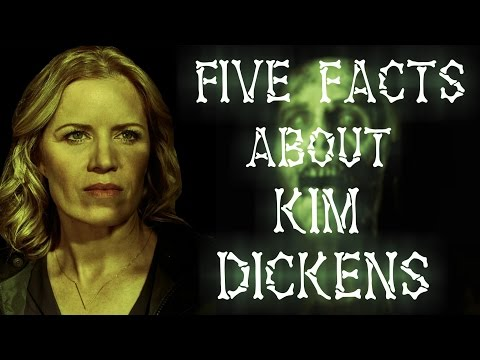 Meet the Actor: Kim Dickens Madison Clark from Fear The Walking Dead