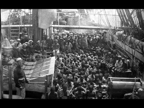 Secrets of the dead: SLAVE SHIP MUTINY (Documentary)