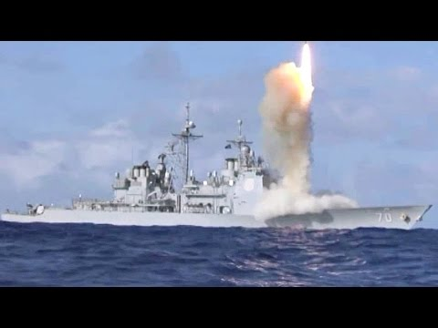 AEGIS Missile Defense System Intercept Flight Test