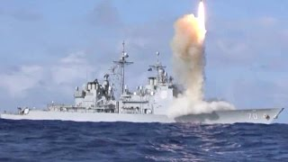 AEGIS Missile Defense System Intercept Flight Test | AiirSource