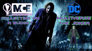 Collecting On A Budget: DC Multiverse The Joker Figure Review