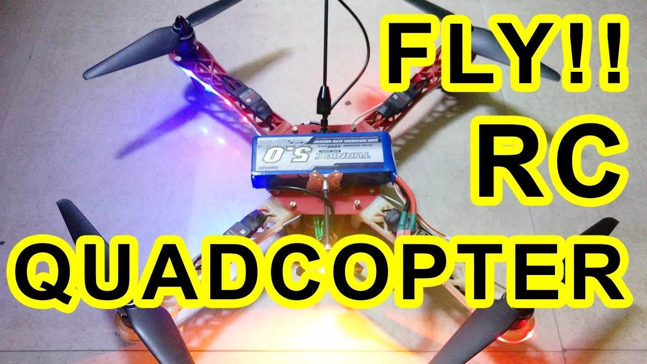 F450 Quadcopter Arduino