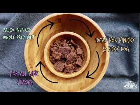 Absolute Holistic Air Dried Dog Food & Treats