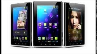 Freelander PD10 3GS обзор   Андроид 3G китайского планшетный компьютер