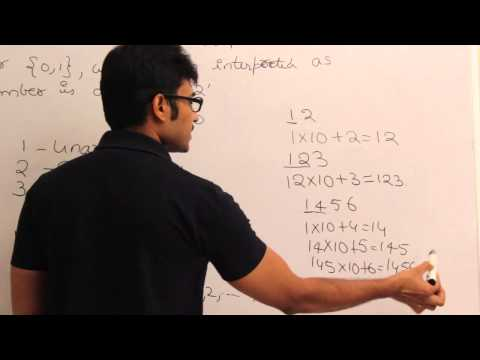 Theory Of Computation 6, DFA construction of binary no which is divisible by 2 and number system