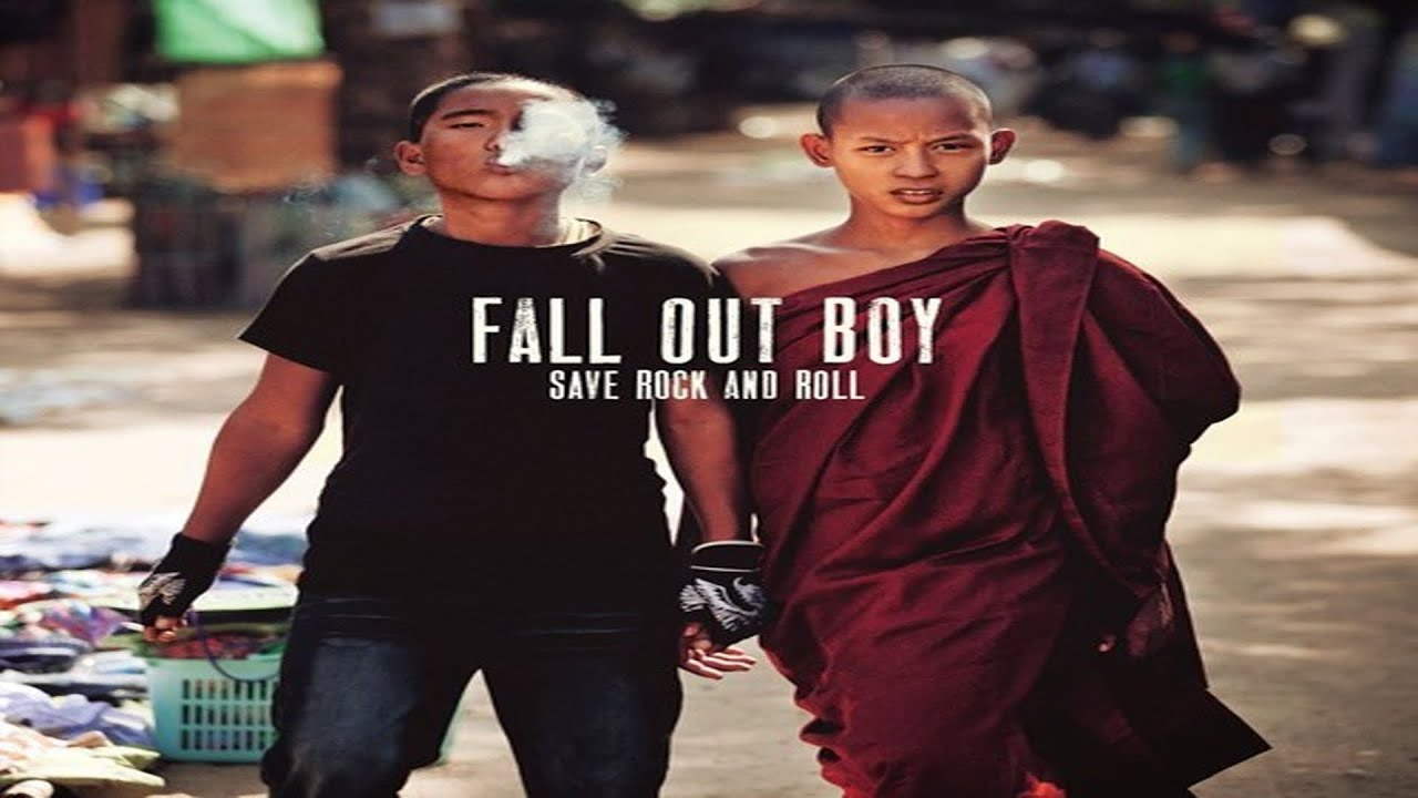Fall Out Boy Wallpaper 2013 Top 5 Best Songs From Album Save Rock And Roll Fall Out