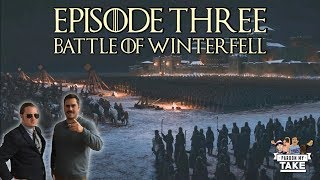Game of Thrones Season 8 Episode 3 Battle of Winterfell Review with Pardon My Take