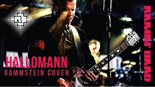 Ramm'band - Hallomann (14.03.2020, Moscow) Rammstein tribute / cover [Multicam]