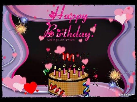 Открытки с Днем Рождения в одноклассники День рождения 45