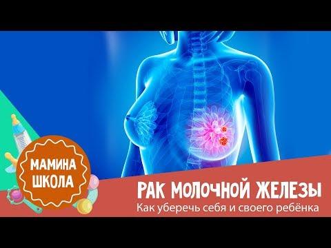 Рак груди: как уберечь себя и своего ребенка