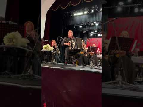 "Richard Galliano ""Tango Pour Claude"" и оркестр народных инструментов Шутикова"