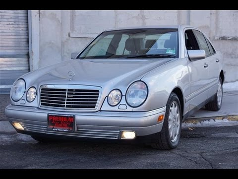 1999 mercedes benz e320 4matic awd sedan youtube for Mercedes benz e320 1999