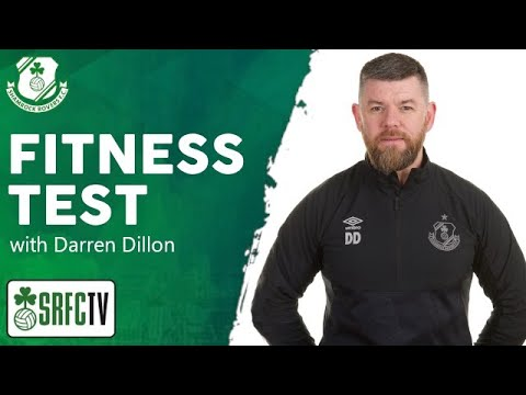 Lockdown Quiz Night 12-02-21: Fitness Test with Darren Dillon
