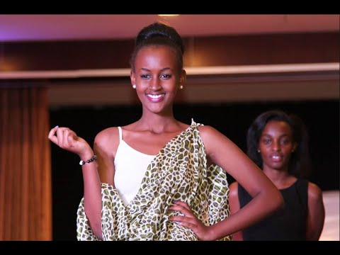 RWANDA'S MISS HIGH SCHOOL BEAUTY QUEEN CROWNED