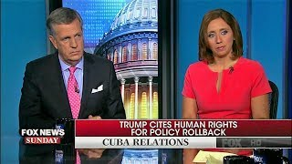 Trump Rolls Back Some of Obama's Cuban Policies