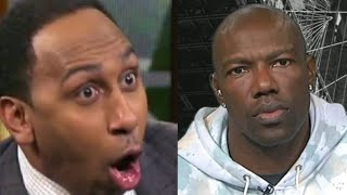 "Terrell Owens To Stephen A. Smith: ""Max Kellerman Is Blacker Than You!"""