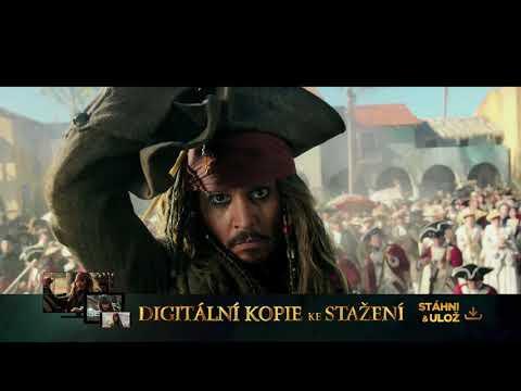 Piráti z Karibiku: Salazarova pomsta - digitální kopie ke stažení